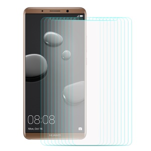 10Pcs/Set ENKAY for Huawei Mate 10 Pro 0.26mm 9H 2.5D Tempered Glass Screen Protector