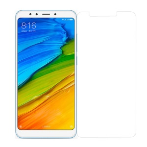 0.3mm Tempered Glass Screen Protector for Xiaomi Redmi Note 5 / Redmi 5 Plus Arc Edge