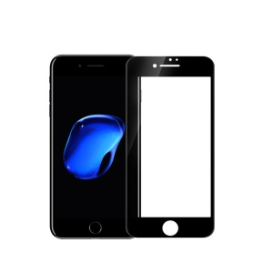 NXE for iPhone 6S Plus/6 Plus 3D Curved Full Cover 9H Tempered Glass Screen Protector Film