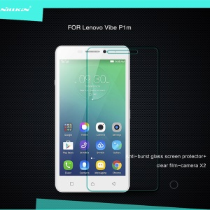 NILLKIN for Lenovo Vibe P1m Amazing H Nanometer Tempered Glass Screen Protector