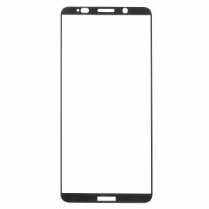 Full Coverage Tempered Glass Screen Protector Film for Huawei Mate 10 Pro - Black