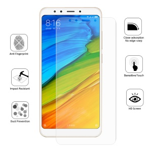 HAT PRINCE 0.1mm Full Coverage Soft Screen Protector Film for Xiaomi Redmi 5