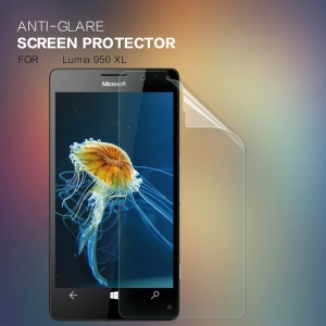 NILLKIN Matte Scratch-resistant Screen Protector for Microsoft Lumia 950 XL