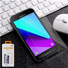 100PCS/Lot 0.3mm Tempered Glass Screen Protector Shield Film for Samsung Galaxy Xcover 4 Arc Edge