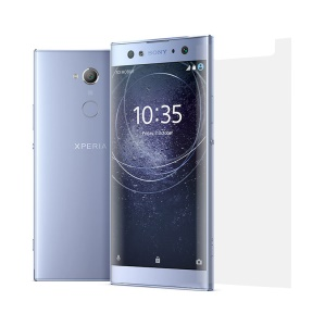 Mobile Phone Tempered Glass Screen Protector 0.3mm (Arc Edge) for Sony Xperia XA2