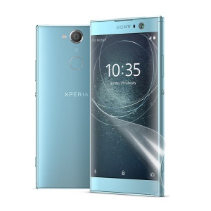 Ultra Clear Mobile LCD Screen Protector Skin Film for Sony Xperia XA2