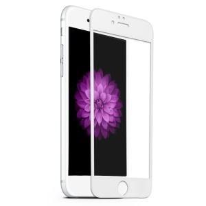 BENKS X Pro for iPhone 6 6s Full Size Tempered Glass 3D Curved Screen Film - White