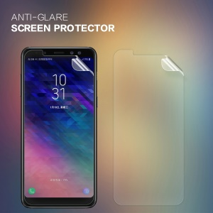 Nillkin Matte Anti-scratch Displayschutzfolie Für Samsung Galaxy A8 Plus (2018)