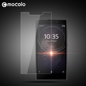 MOCOLO Arc Edge Full Glue Tempered Glass Screen Protector Guard Film for Sony Xperia L2