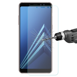 ENKAY 0.26mm 9H 2.5D Tempered Glass Screen Protector Film for Samsung Galaxy A8 (2018)