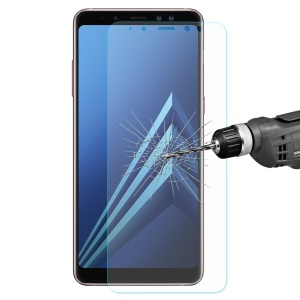 ENKAY 0.26mm 9H 2.5D Tempered Glass Screen Protector Film for Samsung Galaxy A8+ (2018)
