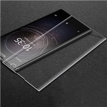 IMAK for Sony Xperia XA2 3D Curved Full Covering Tempered Glass Screen Guard Film - Transparent
