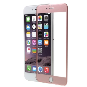 PDGD for iPhone 6 6s Full Size 3D Curved Tempered Glass Screen Protector - Rose Gold