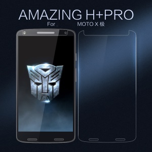 NILLKIN Amazing H+PRO Tempered Glass Screen Film for Motorola Moto X Force X3 Anti-explosion