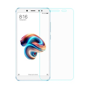 0.3mm Tempered Glass Screen Protector Guard Film for Xiaomi Redmi Note 5 Pro (Dual Camera) / Redmi Note 5 (China) Arc Edge