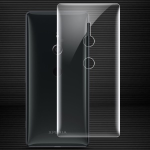 IMAK Soft Clearer Hydrogel Film II Full Cover Back Protector Guard Film for Sony Xperia XZ2