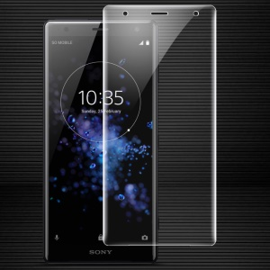 IMAK Soft Clearer Hydrogel Film II for Sony Xperia XZ2 Full Covering Front Screen Guard Film