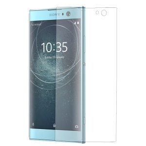 0.25mm Tempered Glass Screen Protector Shield Film for Sony Xperia XA2 Arc Edge