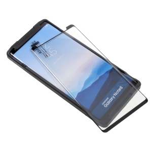 9H Anti-explosion Tempered Glass Full Glue Full Screen Protector Film for Samsung Galaxy Note 8 SM-N950