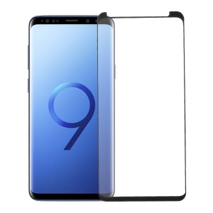 Full Screen Coverage Full Glue Tempered Glass Protector Guard Film for Samsung Galaxy S9+ SM-G965