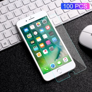 100PCS/Set 0.18mm 2.5D Tempered Glass Screen Protector Film for iPhone 6s 6
