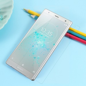 Full Coverage Anti-explosion Soft Screen Guard Film for Sony Xperia XZ2 Compact
