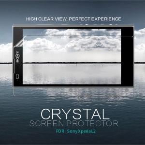 NILLKIN Anti-fingerprint HD Clear LCD Screen Protector Film for Sony Xperia L2