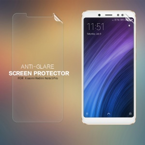 NILLKIN Matte Anti-scratch LCD Screen Protective Film for Xiaomi Redmi Note 5 Pro (Dual Camera) / Redmi Note 5 (China) / Mi 6x