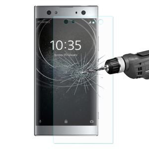ENKAY 0.26mm 9H 2.5D Arc Edge Tempered Glass Screen Protector Film for Sony Xperia XA2 Ultra