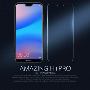 NILLKIN Amazing H+PRO for Huawei P20 Lite / Nova 3e Tempered Glass Screen Protector Nanometer Anti-Explosion