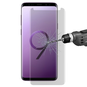 HAT PRINCE for Samsung Galaxy S9+ G965 0.26mm 3D Full Size Anti-spy Tempered Glass Screen Protector (Opening on Top)