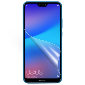 For Huawei P20 Lite / Nova 3e (China) Phone Screen Protector HD Clear Protective Film