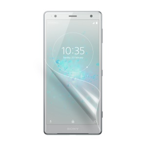 Ultra Clear LCD Screen Protector Guard Film for Sony Xperia XZ2