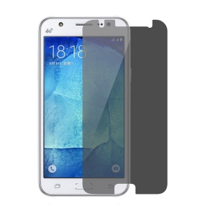 0.3mm Anti-spy Tempered Glass Screen Film for Samsung Galaxy J5 SM-J500F