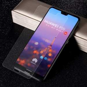 For Huawei P20 Lite / Nova 3e (China) Full Size 3D Curved Tempered Glass Screen Film - Transparent