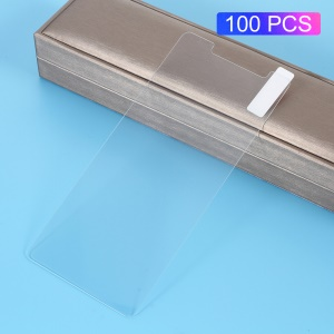 100PCS/Lot 0.25mm Tempered Glass Screen Protector Film for Nokia 7 plus Arc Edge
