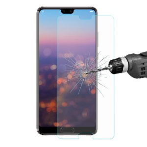 ENKAY 0.26mm 9H 2.5D Arc Edge Tempered Glass Screen Protector for Huawei P20 Pro