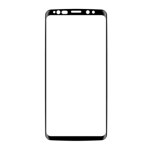 DEIVA Full Screen 3D Curved Tempered Glass Protector for Samsung Galaxy S9+ G965