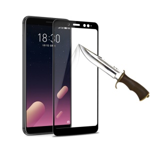 MOFI 9H Full Size Tempered Glass Screen Protector for Xiaomi Redmi Note 5 Pro (For India) - Black