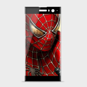 MOFI 3D Curved Tempered Glass Complete Covering Screen Protector for Sony Xperia XA2 - Black