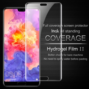 IMAK for Huawei P20 Soft Clearer Hydrogel Film II Full Cover Front Screen Protector Film