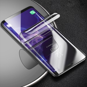 CAFELF Soft Hydrogel Full Coverage Screen Protector Film for Samsung Galaxy S9 Plus SM-G965