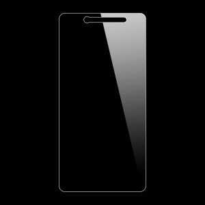 For Lenovo Vibe P1m Tempered Glass Screen Protector 0.25mm (Arc Edge)