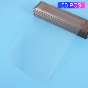 50PCS/Lot 0.3mm Tempered Glass Screen Protector Film for Acer Iconia One 10 B3-A40 Arc Edge