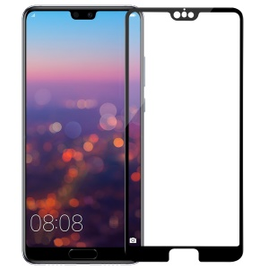NILLKIN 3D CP+ MAX for Huawei P20 Pro Full Size Curved Tempered Glass Screen Protector Anti-explosion