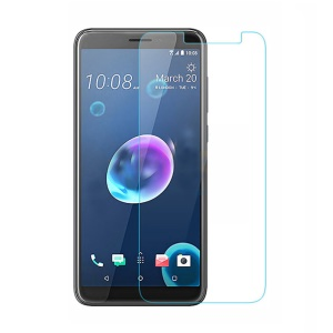 0.3mm Tempered Glass Screen Protector Arc Edge for HTC Desire 12+/12 Plus