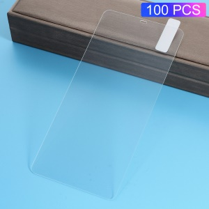 100PCS/Pack 0.3mm Tempered Glass Screen Protector for OnePlus 6 Arc Edge