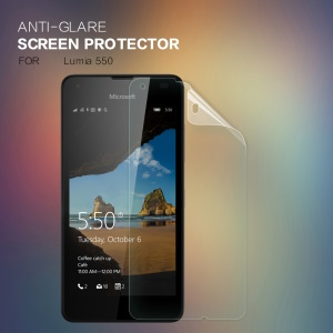 NILLKIN Matte Screen Protector for Microsoft Lumia 550 Anti-glare Scratch-resistant