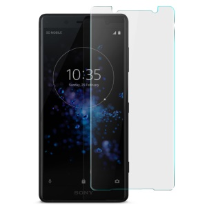IMAK Anti-explosion Tempered Glass Screen Protector for Sony Xperia XZ2 Compact