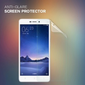 NILLKIN for Xiaomi Redmi 3 Matte Scratch-resistant LCD Screen Guard Film